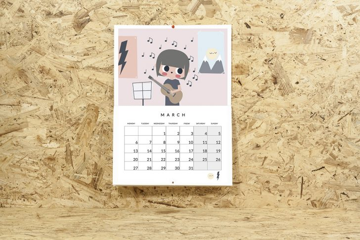 New Year, New Calendar