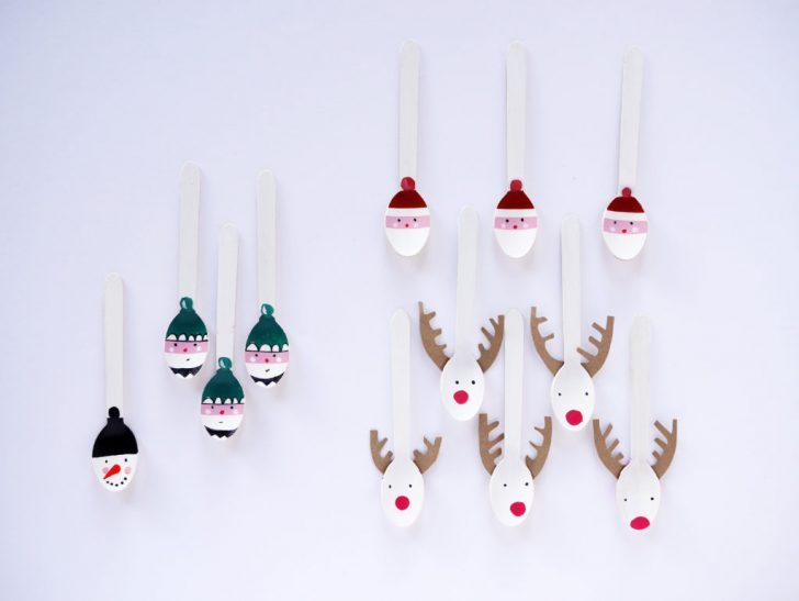 festive-painted-spoons-christmas-craft