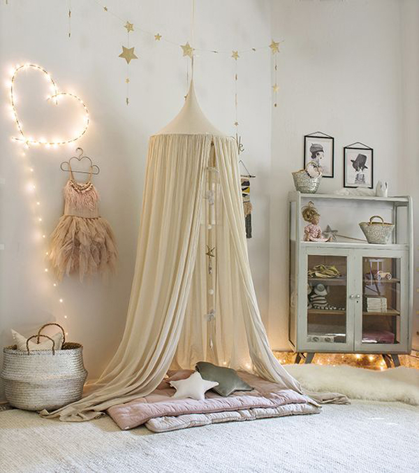 New Romantic Ideas for Nursery Lighting