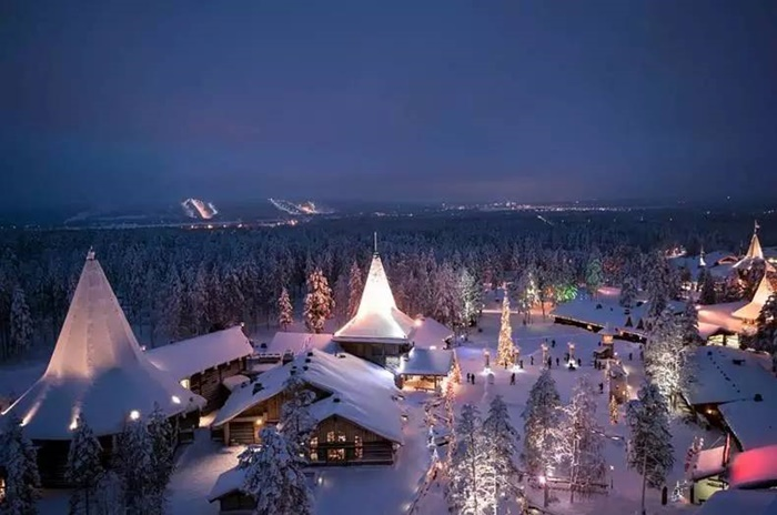 Santa's Village, The Place Where Christmas Magic Lives