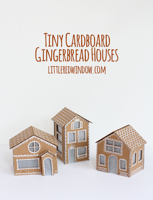 tiny-cardboard-gingerbread-houses