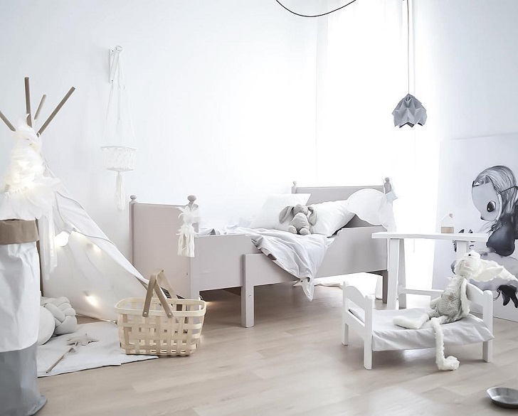 Instagram inspiration scandinavian kids 39 room petit small for Decoracion nordica infantil