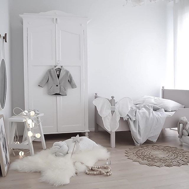 Scandinavian Style Kids Room: Instagram Inspiration: Scandinavian Kids' Room