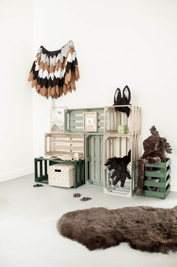 Merveilleux 5 Low Cost Storage Ideas For The Kidsu0027 Room