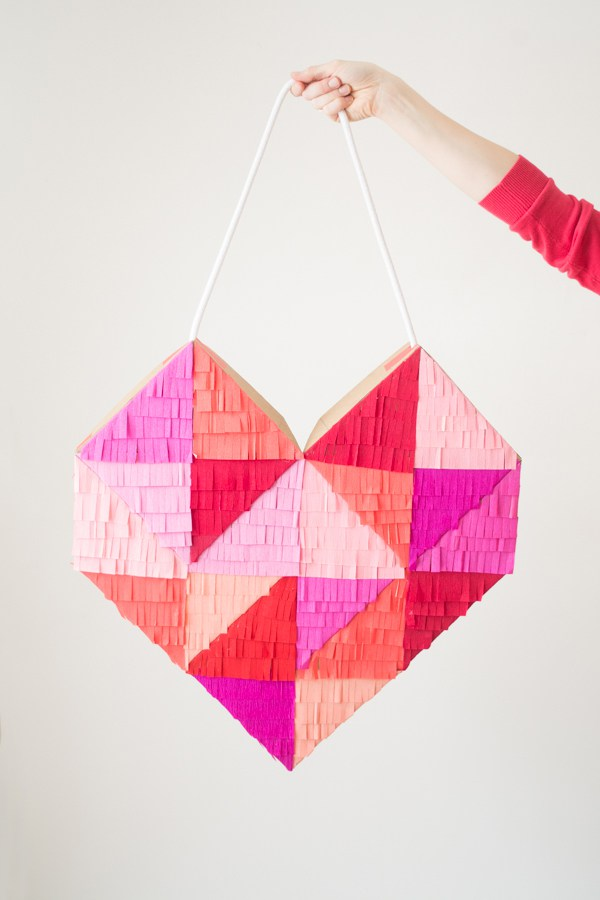 The 10 Loveliest Crafts for Valentine's Day!