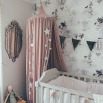 Pastel Nursery with Trendy Accessories
