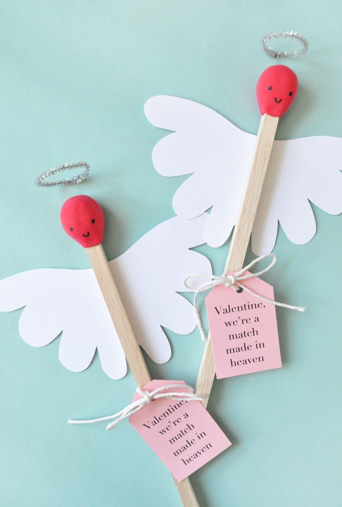 valentine-match-stick-angel