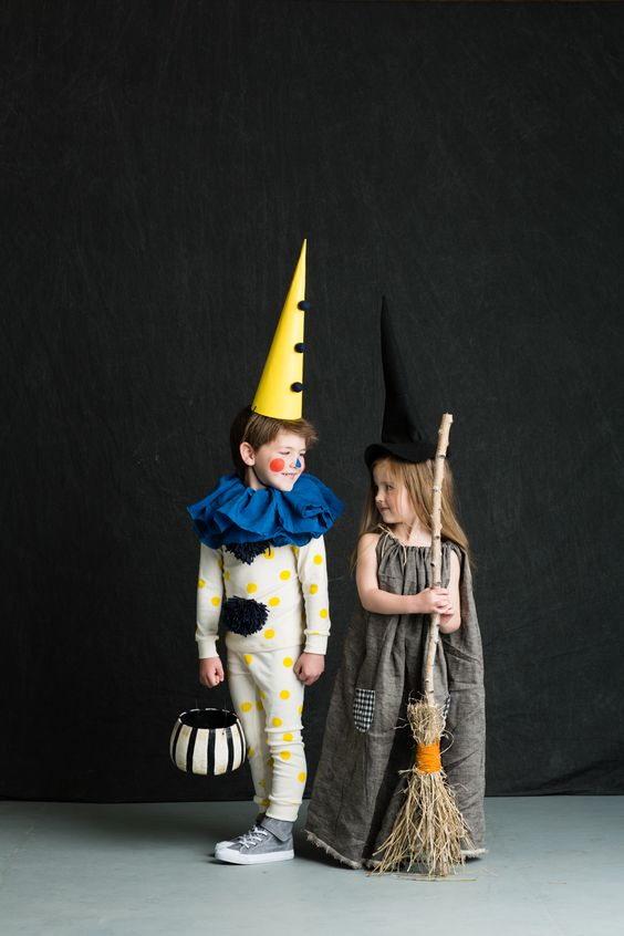 5 Carnival Kids' Costumes Inspired by Circus