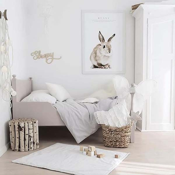 5 Nurseries in Neutral Colours