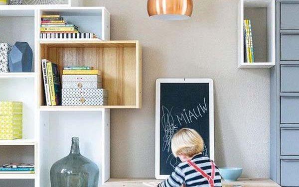 6 Ideas to Create Original Study Areas