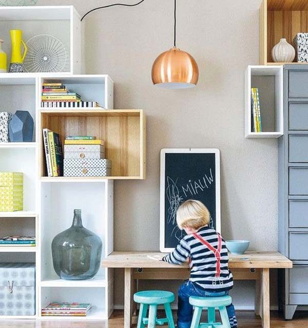 6 Ideas to Create Original Study Areas