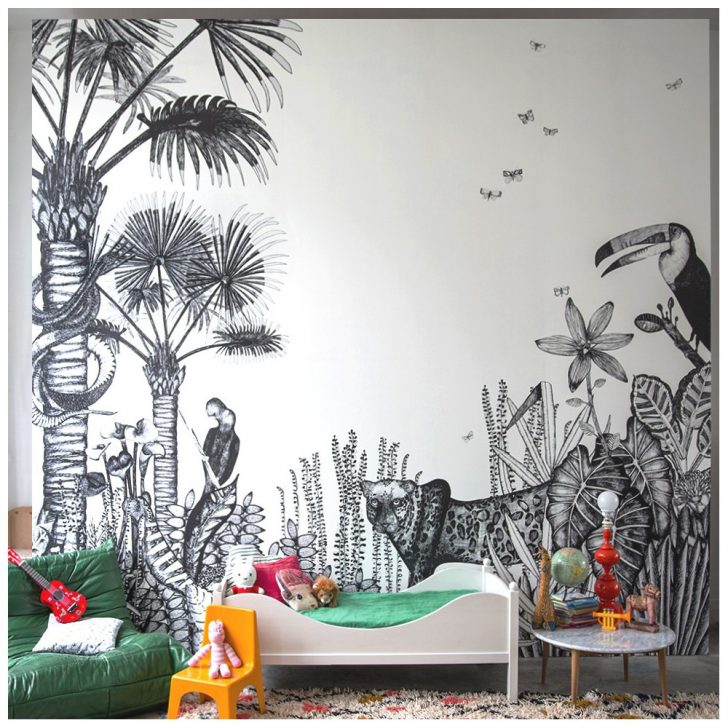 kids' rooms with tropical inspiration - petit & small
