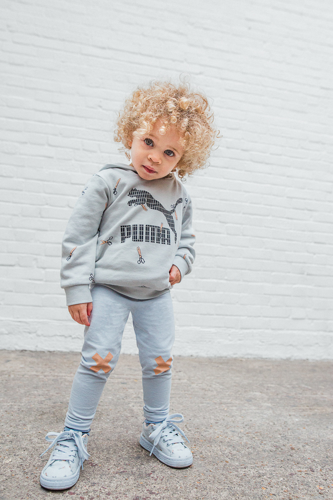 Urban Sport Inspo: PUMA and tinycottons' New Spring-Summer Collection