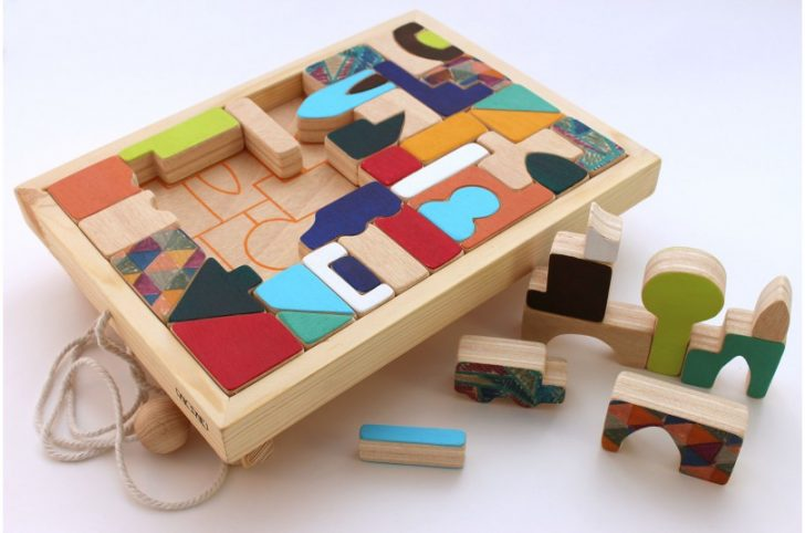 PALOPALÚ: Wooden Toy Nostalgia with a Modern Sustainable Twist