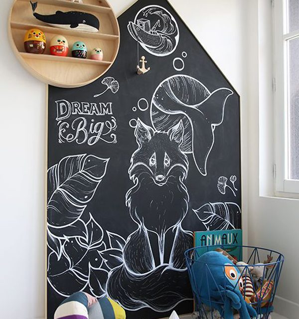 Low Cost Inspiration for the Playroom