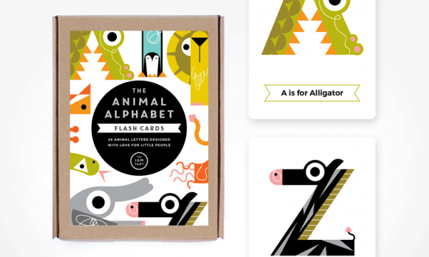 The Jam Tart: Making Typography Fun