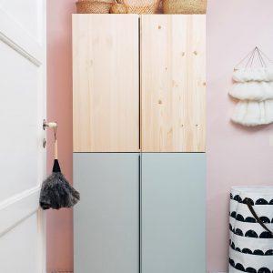 Ikea Ivar Cabinet Diy Kids Room