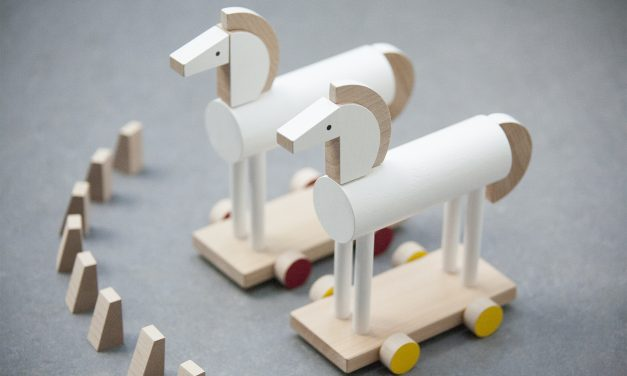 Handmade Wooden Toys from the Czech Republic
