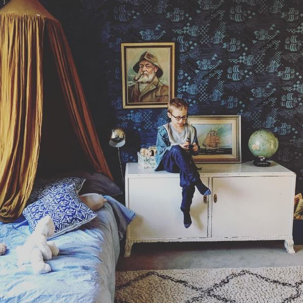 Vintage Kids Room: Mix And Match Vintage Rooms That Ooze Charm