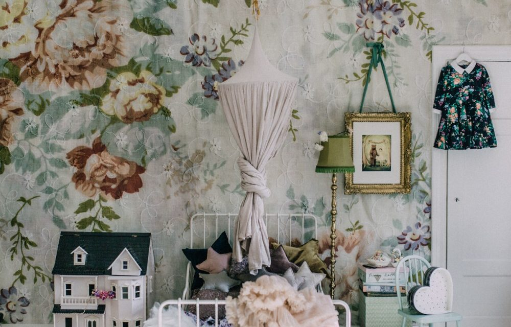 Mix and Match Vintage Rooms that Ooze Charm