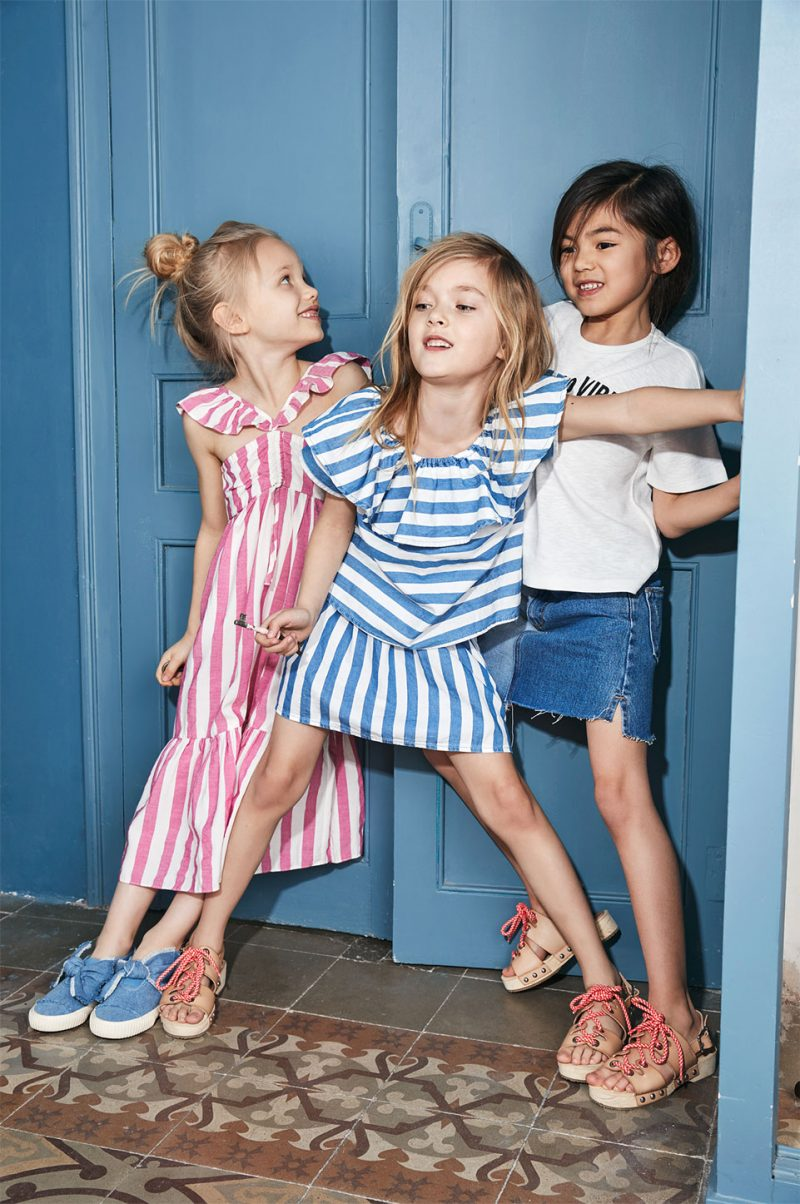 Zara Spring Summer 2017 Collections - Petit & Small
