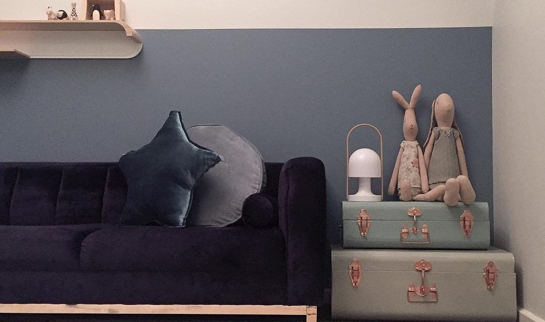 5 Beautiful Blue Rooms for Girls