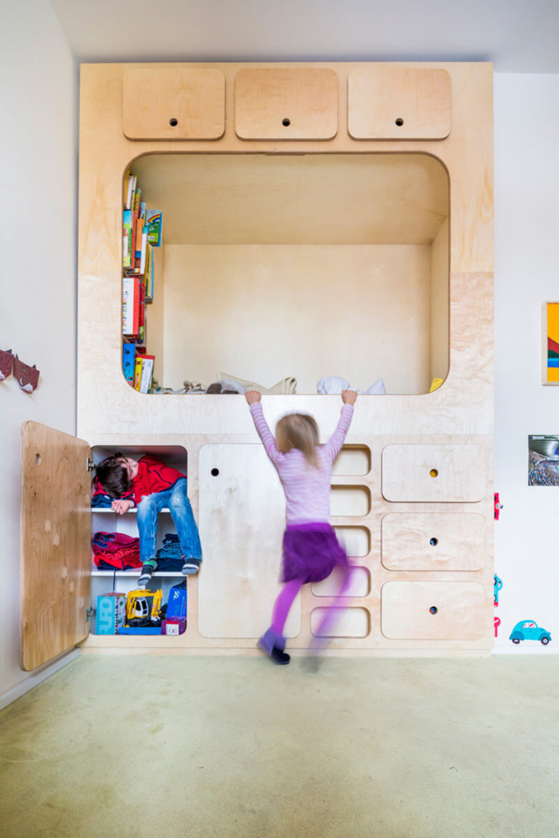 How to Optimise Space in your Kids Room: Big Solutions for Small ...