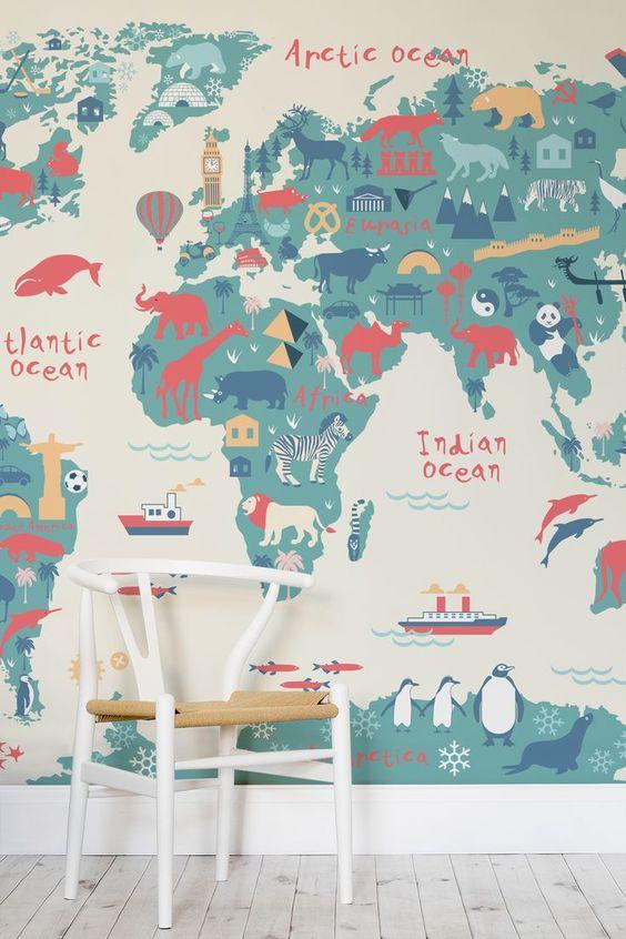 explorer-wolrd-map-wallpaper