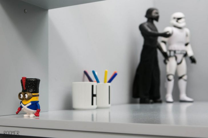 The Half Gray Room - Kids Study Area - details