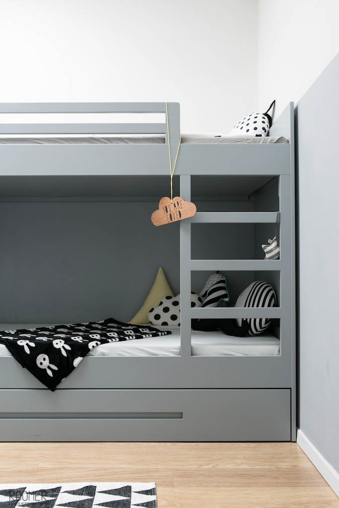 The Half Gray Room - Bunk Bed - main image