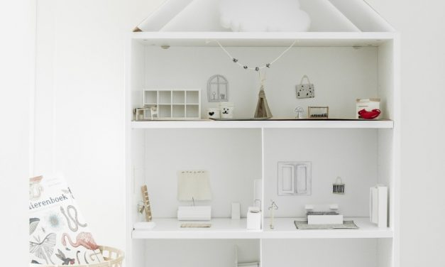 Create Your Own and Unique Doll House From Ikea's Furniture