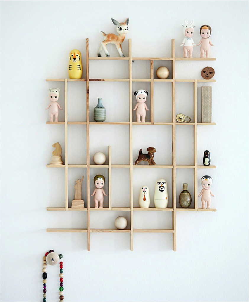5 fun shelf ideas for a kids room that you can diy. Black Bedroom Furniture Sets. Home Design Ideas