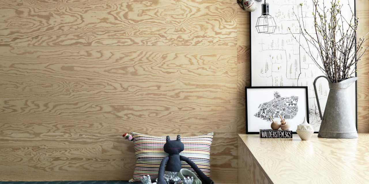 Stunning Plywood Rooms for Kids