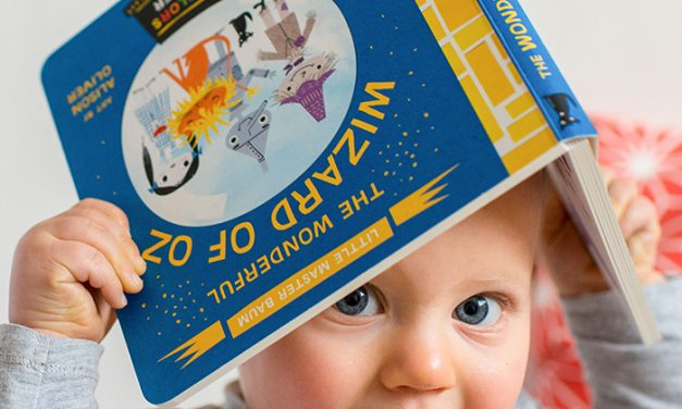 Smallprint Kids Books: Open Your Children's Imagination