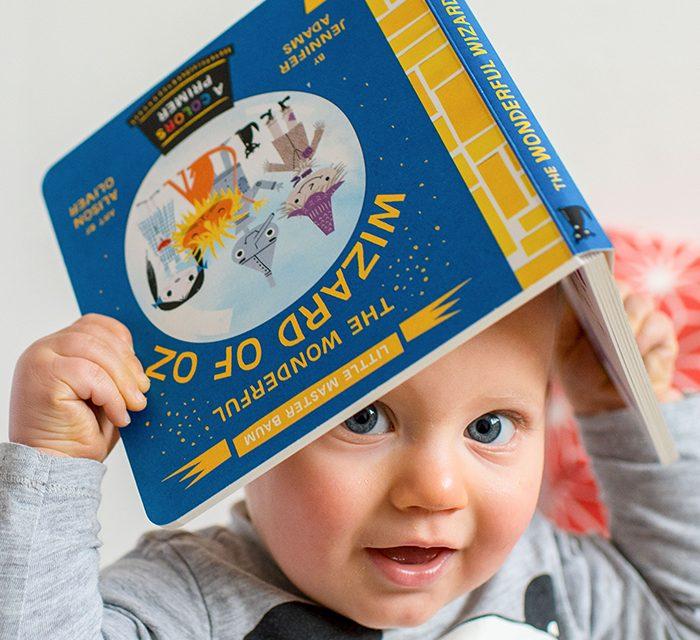 Smallprint Kids Books: Open Your Children's Imagination