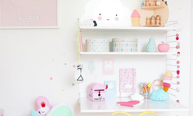 The Prettiest Pastel Desk Spaces