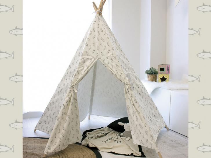 teepee-play-room