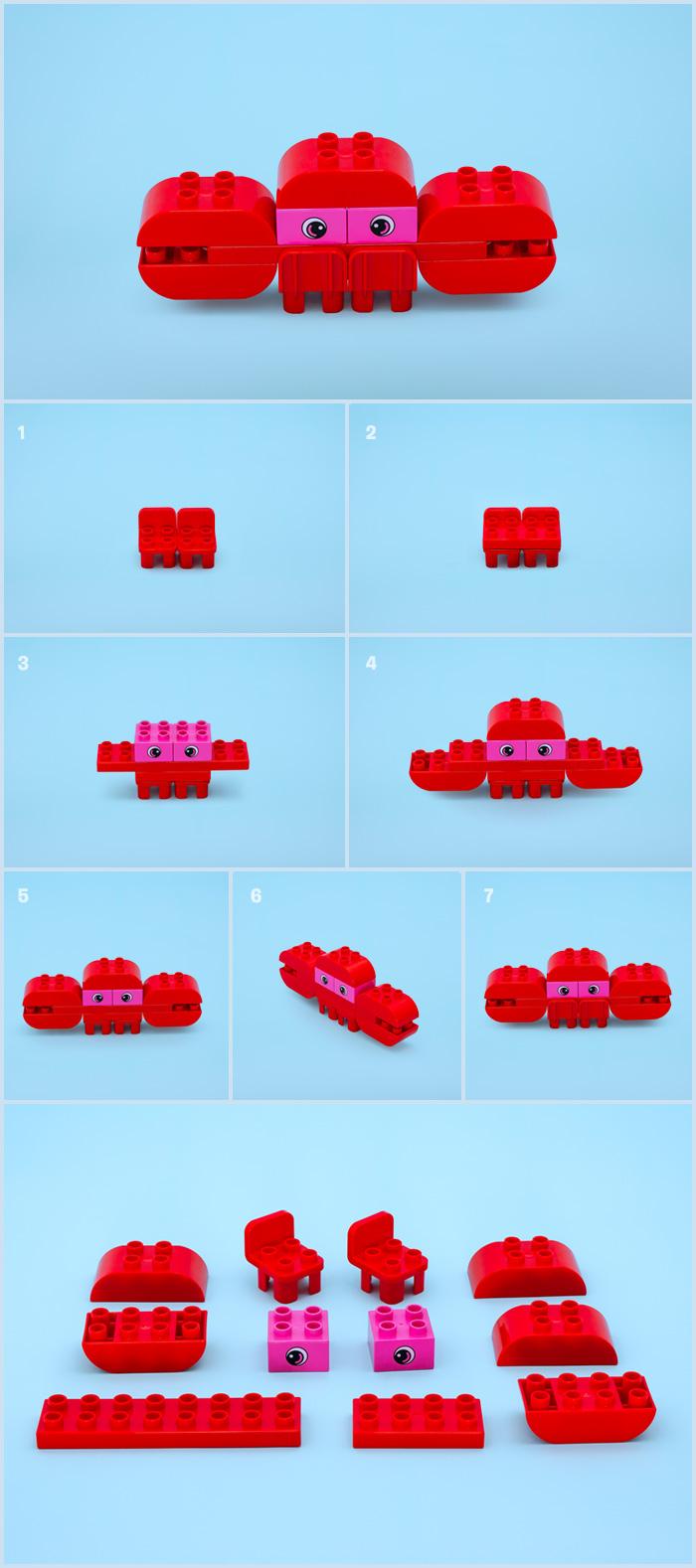Lego-DIY-crab