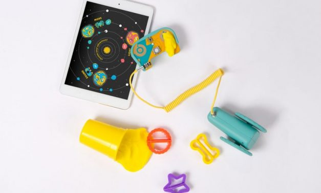 Inspire Kids to Invent Creatures, Instruments and Machines