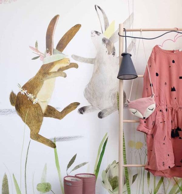 5 Kids' Rooms Inspired by the Forest