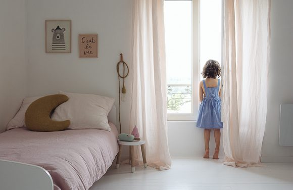 Sweet and Timeless Kids' Room