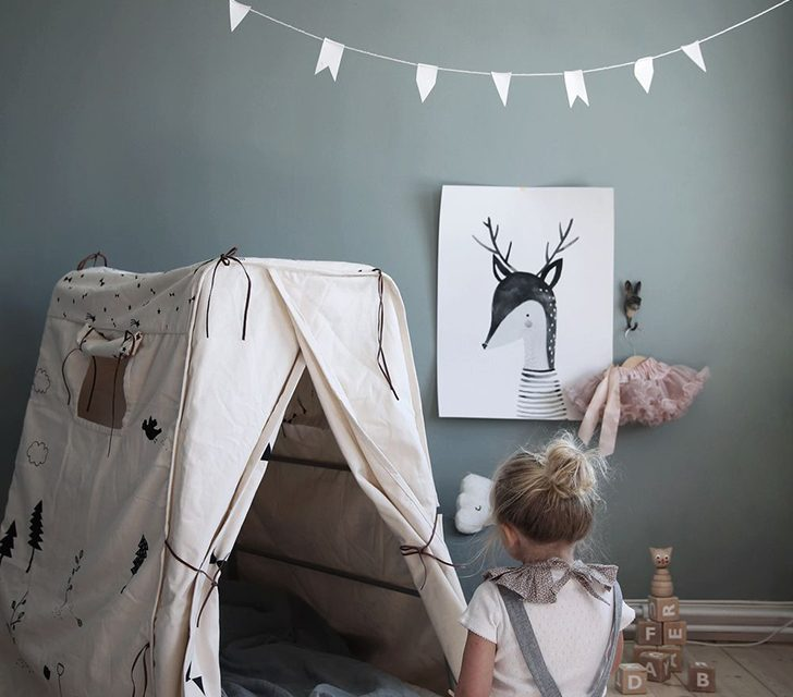 Heavenly Grey Girl's Room You'll Love
