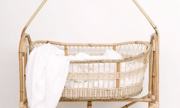 Natural Style for the Most Gorgeous Nurseries