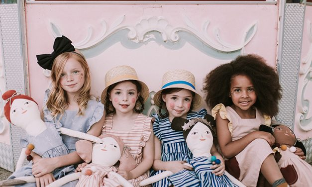 Once Upon A Time…Summer Memories and Unique Dolls