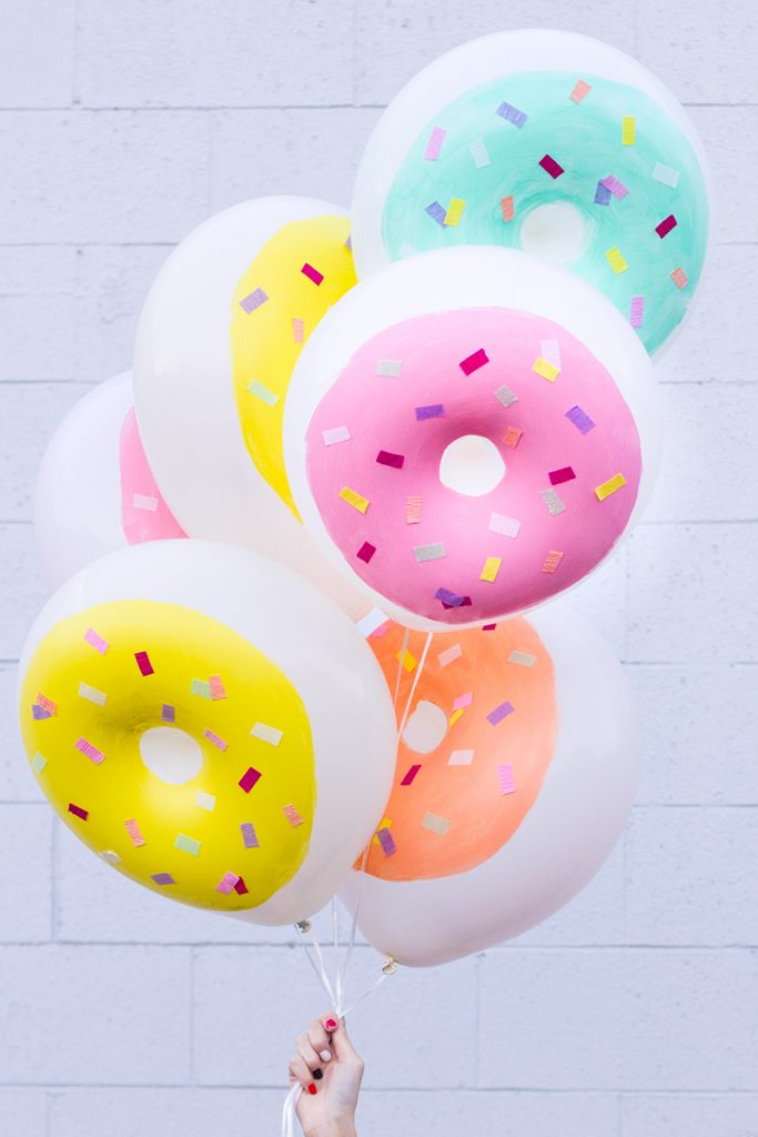 DIY-Donut-Balloons