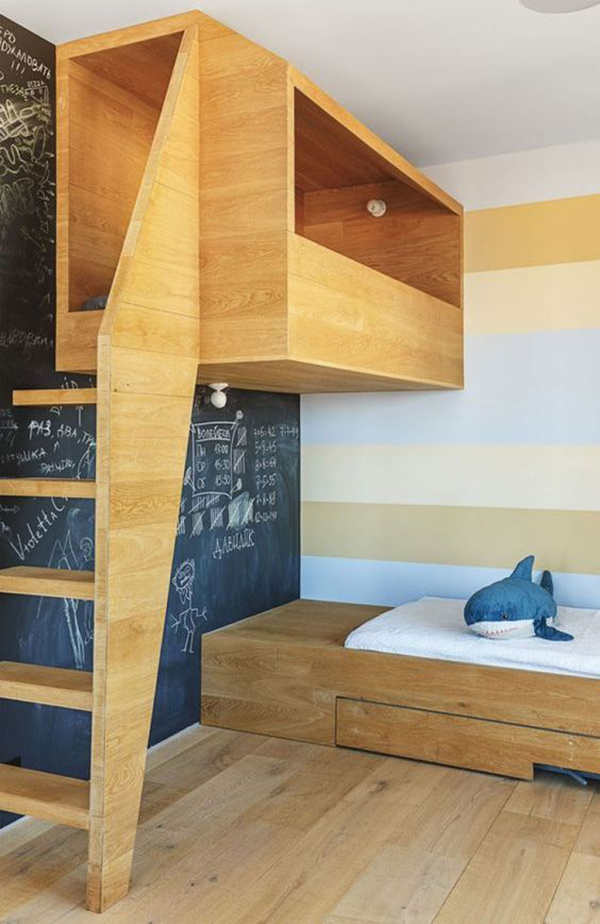 Stunning Loft Beds For A Kids Room Petit Amp Small