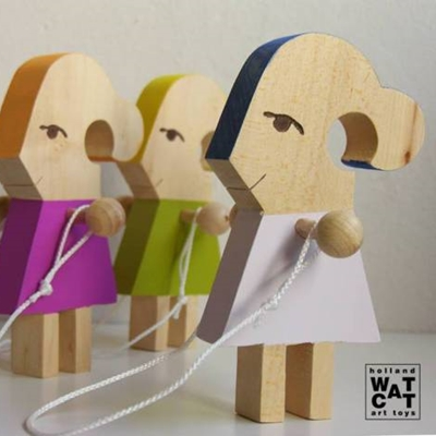 WatCat Art Toys