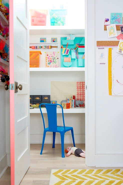 how to create a study space without a desk