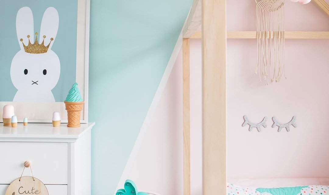 Colour Block your Walls with These Fun Ideas