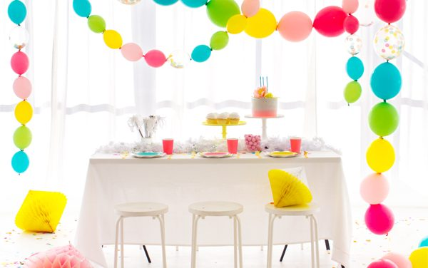 7 DIY Balloon Ideas to Make for Your Kids Party